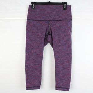 Lululemon Wunder Under Crop II